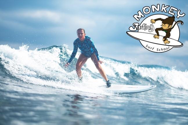 4 Days Surf and Yoga Retreat