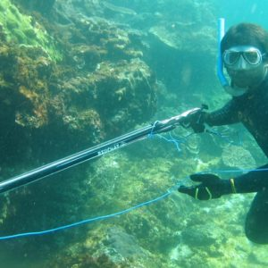 planet spearfishing in bali