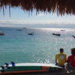 amazing beach from lembongan surf lessons