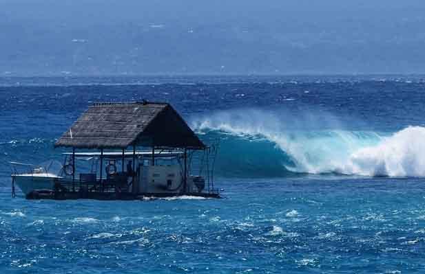 lembongan surf spots