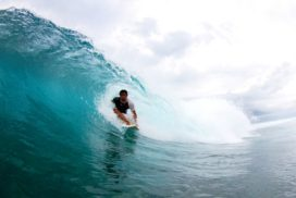 lembongan surf guiding