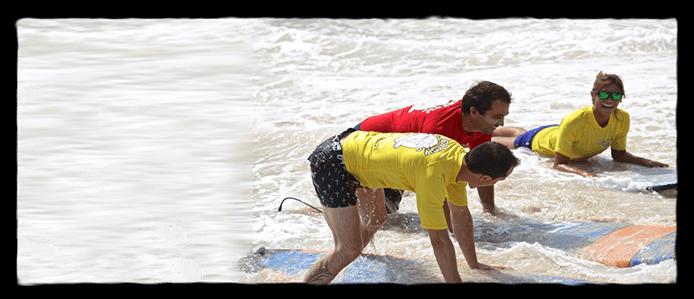蓝梦岛巴厘岛猴子冲浪